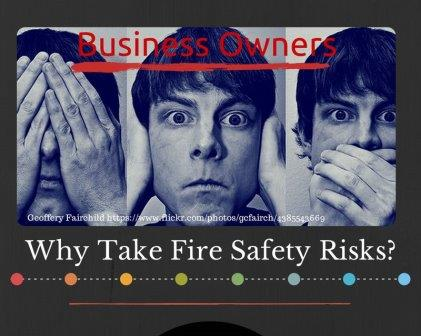 Business Owner Fire Safety Responsibility