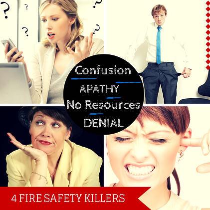 deadly four fire risk factors