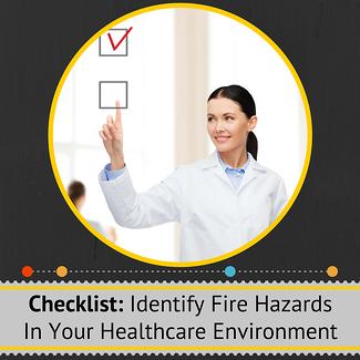 fire-hazards-in-healthcare-checklist