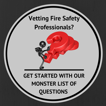Monster List of Questions to Vet Fire Safety Providers in Toronto