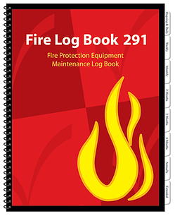 fire alarm maintenance checklist book