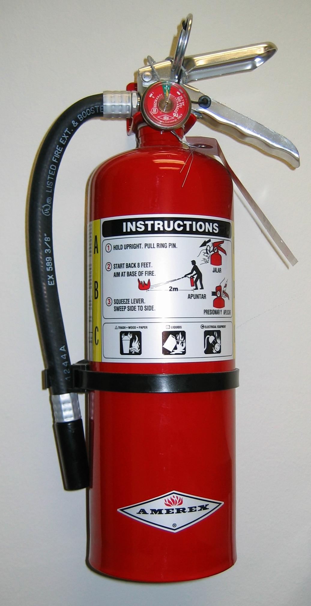 Fire Extinguisher Services Toronto